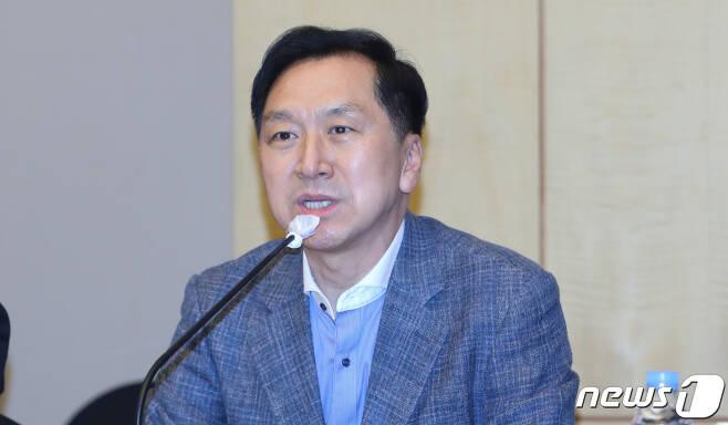 김기현 미래통합당 의원 2020.5.14/뉴스1 © News1 윤일지 기자