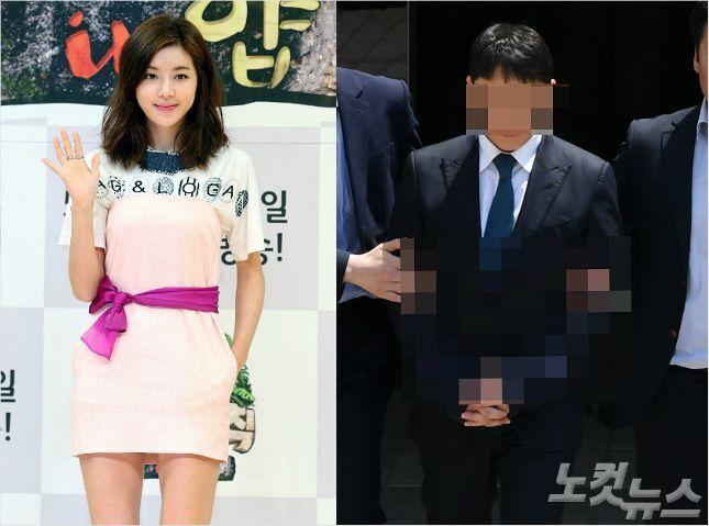 배우 박한별과 남편인 유인석 전 유리홀딩스 대표. (사진=자료사진)
