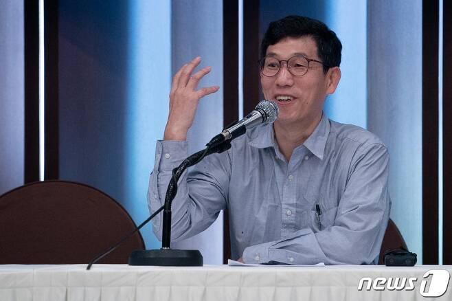 진중권 전 동양대 교수./사진=뉴스1
