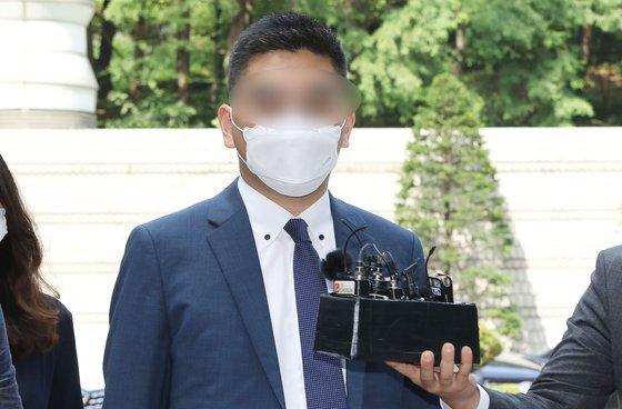 이른바 '검언유착' 의혹을 받고 있는 전 채널A 이모 기자. 뉴스1