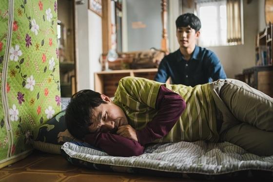tvN 토일드라마 '사이코지만 괜찮아' 문상태 역의 오정세/사진=tvN