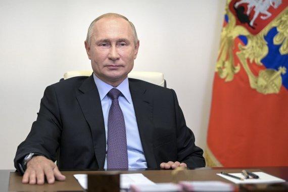 블라디미르 푸틴 러시아 대통령.뉴시스