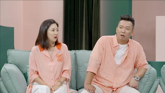 JTBC '1호가 될 순 없어' 김지혜 박준형 부부/사진=JTBC