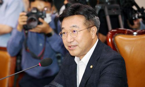 윤호중 더불어민주당 의원. 연합뉴스
