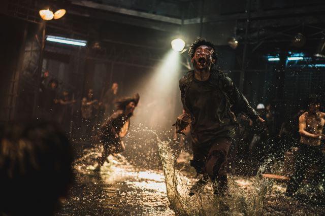 영화 '반도'의 한 장면. NEW 제공