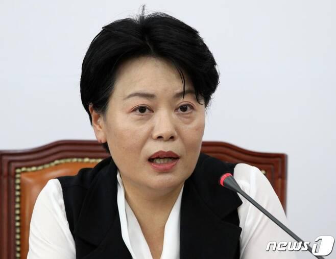 윤희숙 의원.