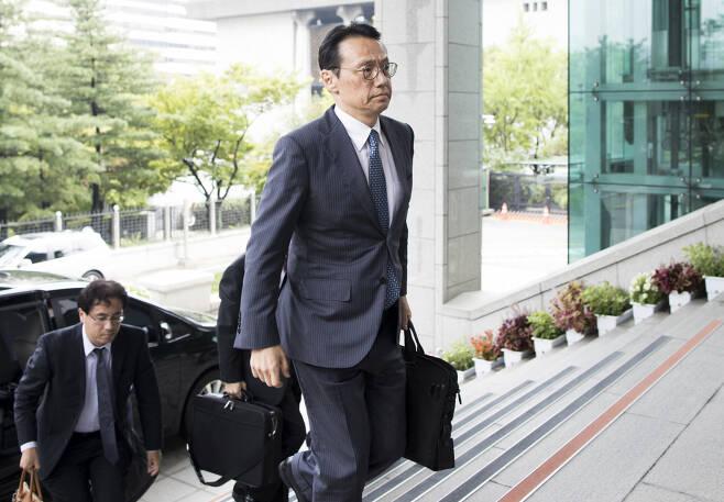 가나스기 겐지(金杉憲治) 전 일본 외무성 외무심의관 [연합]