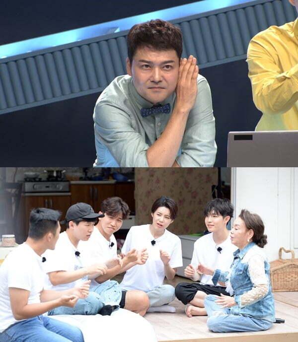 '오늘 배송'(위), '텔레그나'/ 사진=SBS 제공