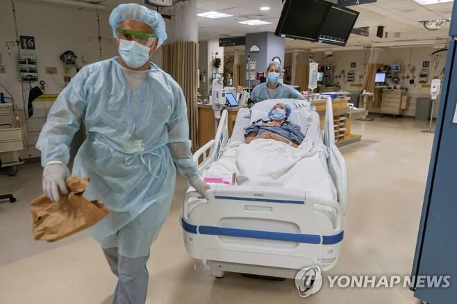 탈러튼의 두번째 안면이식 수술 [AP/브리검여성병원=연합뉴스]