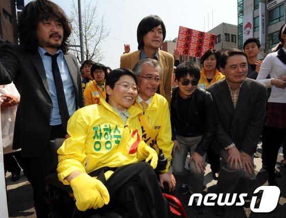 장향숙 전 열린우리당 의원./사진=뉴스1
