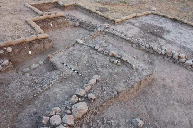 이스라엘 베이사모운 유적지