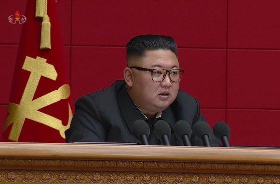 김정은 북한 국무위원장 [뉴시스]