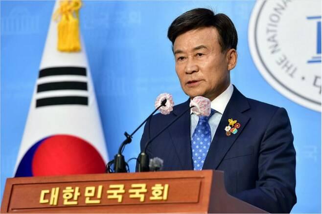 김원웅 광복회 회장