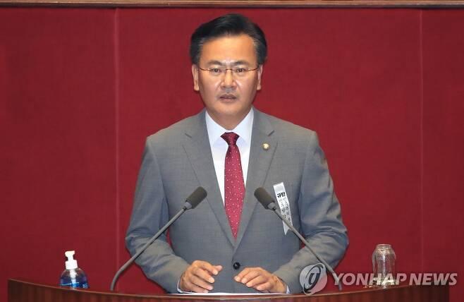 유상범 의원 [연합뉴스 자료사진]