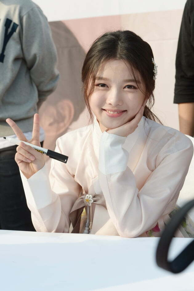 KBS 2TV '구르미 그린 닻빛' 출연 당시 김유정/사진=KBS