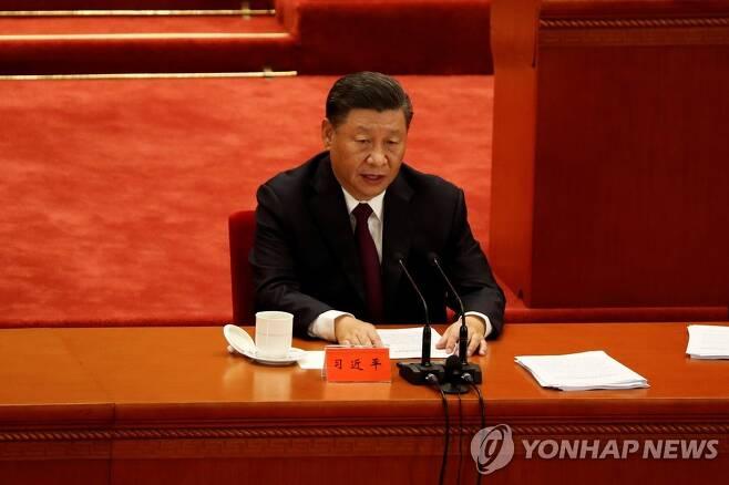 시진핑(習近平) 국가 주석 2020.09.08(현지시간) [로이터=연합뉴스 자료사진]