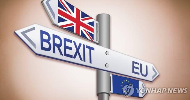 영국, EU 탈퇴 (PG) [정연주 제작] 일러스트