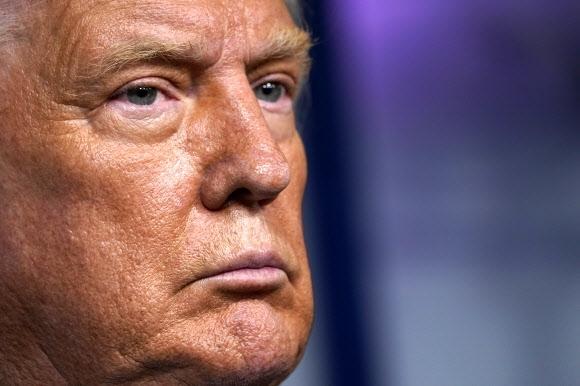도널드 트럼프 미국 대통령 - AP 연합뉴스