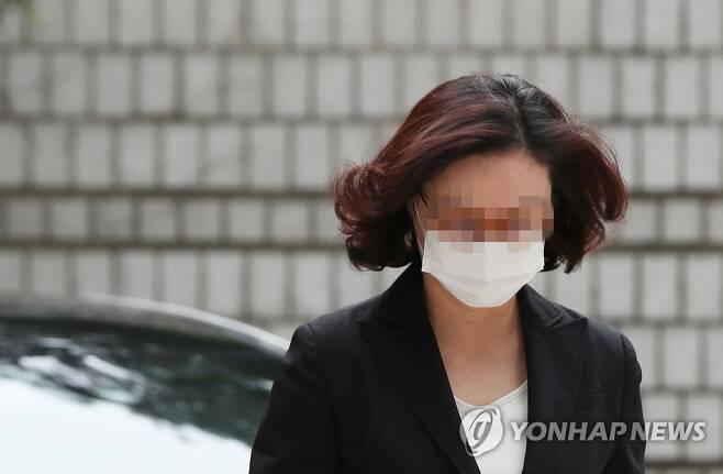 정경심 동양대 교수 [연합뉴스 자료사진]