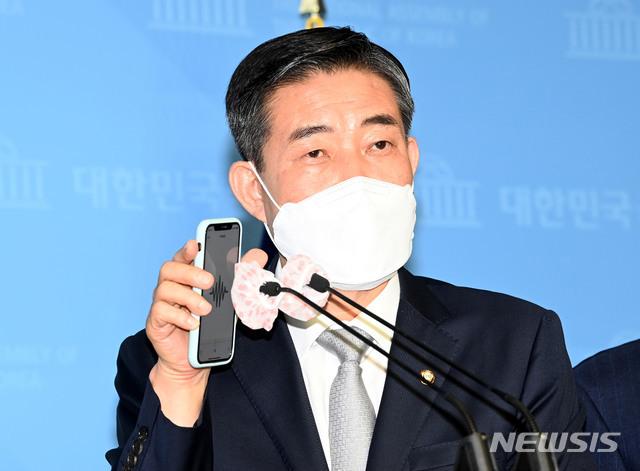 [서울=뉴시스] 배훈식 기자 = 신원식 국민의힘 의원. 2020.09.02. photo@newsis.com