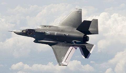 미국 록히드마틴이 만든 차세대 전투기 F-35 /조선일보DB