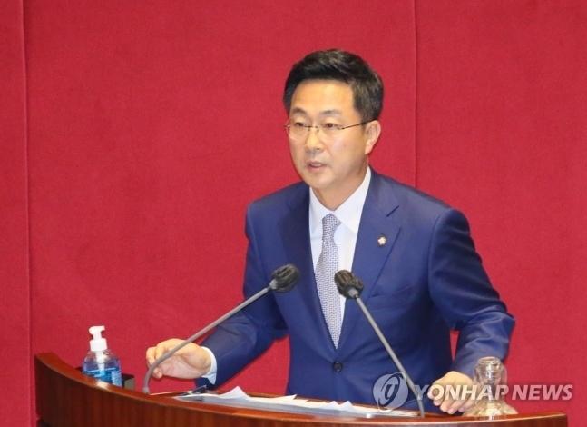 ▲박성준 더불어민주당 원내대변인. 연합뉴스