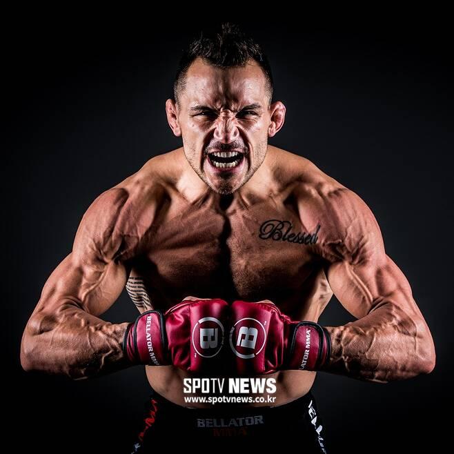 ▲ 마이클 챈들러가 벨라토르에서 UFC로 이적한다. ⓒ벨라토르 제공