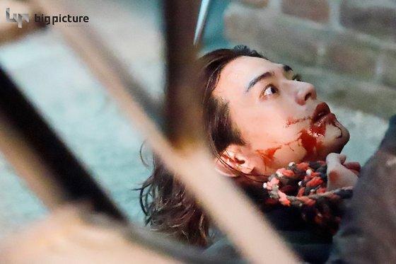 '악의 꽃'에서 연쇄살인마의 공범인 백희성 역할을 맡은 김지훈. [사진 빅픽처엔터테인먼트]