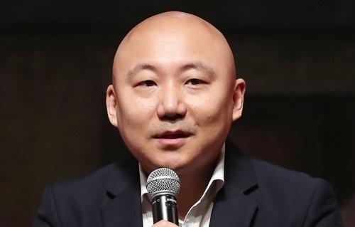 '신과함께' 웹툰 작가 주호민씨. 연합뉴스