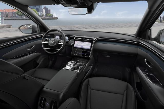 현대자동차 신형 투싼