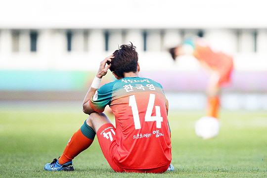 강원 FC는 올 시즌 파이널 B에서 생존 경쟁을 벌여야 한다(사진=한국프로축구연맹)