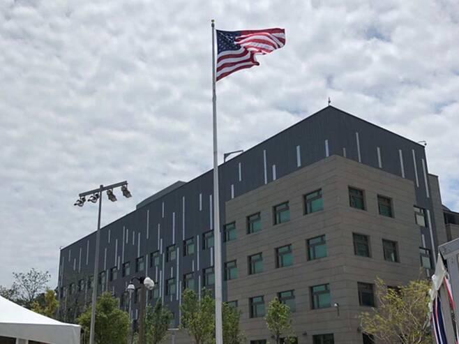 대만 주재 미국 대사관 역할을 하는 미국재대만협회(AIT)