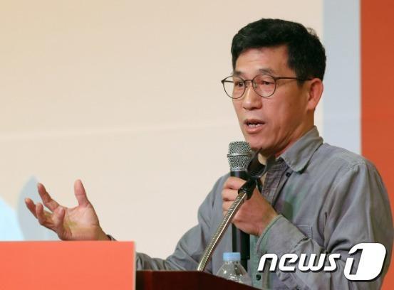 진중권 전 동양대 교수 © 뉴스1