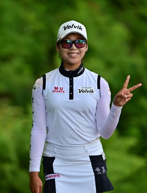 2020년 미국여자프로골프(LPGA) 투어 숍라이트 LPGA 클래식 골프대회에 출전한 이미향 프로. 사진제공=Gabe Roux/LPGA