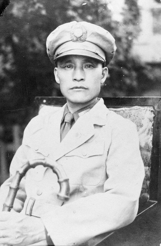 6·25전쟁 당시 한강에 방어선을 구축하고 엿새간 북한군의 남하를 저지한 김홍일(1898.9~1980.8) 장군. [전쟁기념관 제공]