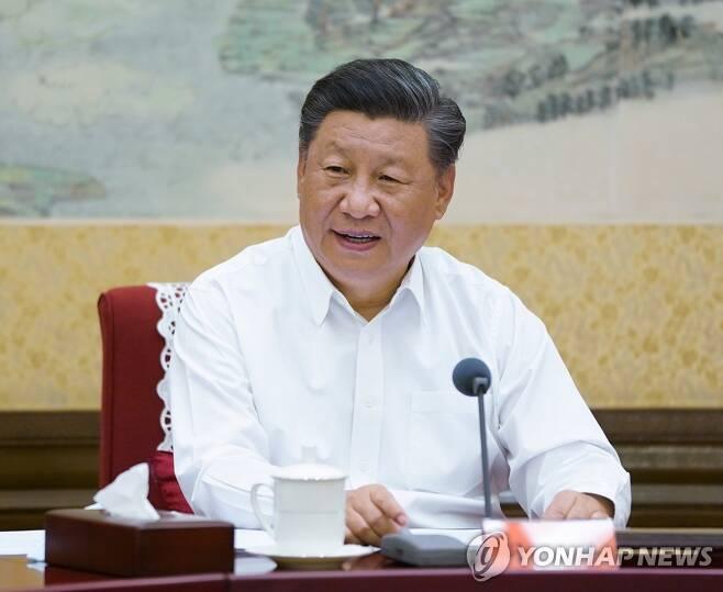 시진핑 중국 국가주석[신화=연합뉴스 자료사진]