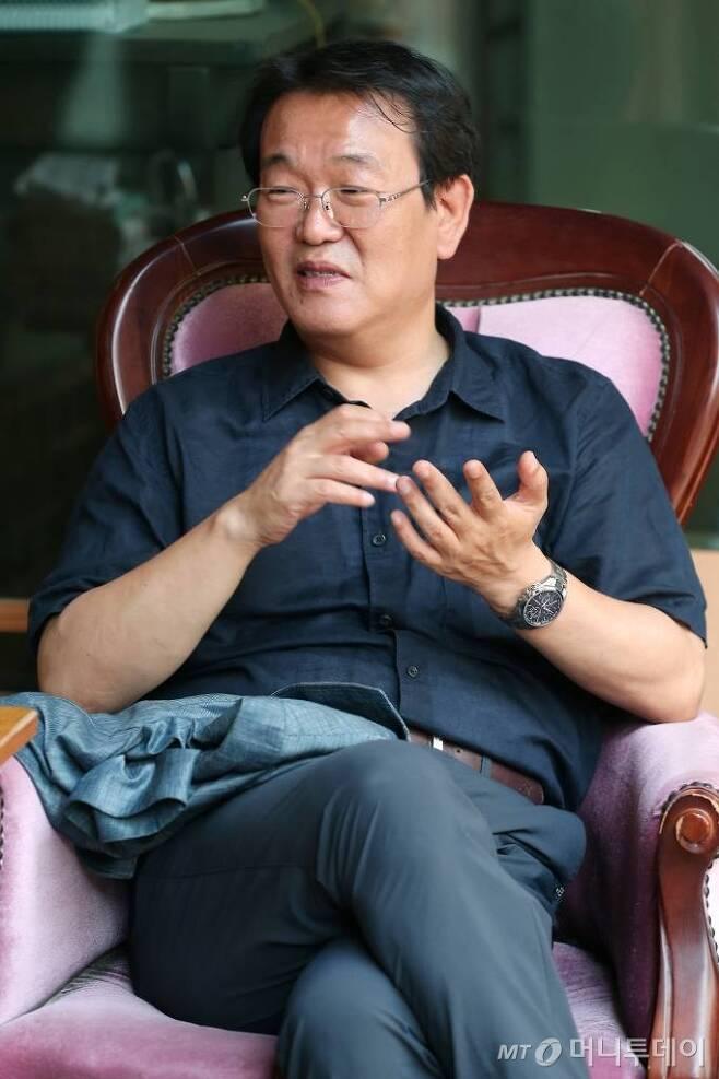 전우용 역사학자./사진=이정호 기자