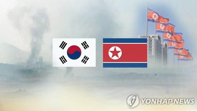 개성공단서 폭음·연기…북한, 남북연락사무소 폭파 (CG) [연합뉴스TV 제공]