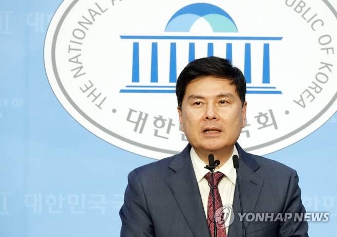 국민의힘 지상욱 여의도연구원장 [연합뉴스 자료사진]