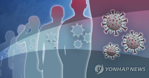 코로나19 바이러스 변이(PG) [권도윤 제작] 일러스트