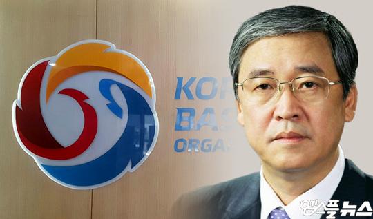 KBO 이사회가 상륙작전을 하듯 기습적으로 정지택 전 두산중공업 부회장을 새 총재로 추천했다(사진=엠스플뉴스)