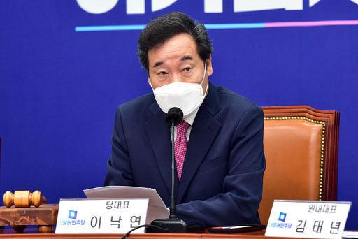 더불어민주당 이낙연 대표 뉴스1