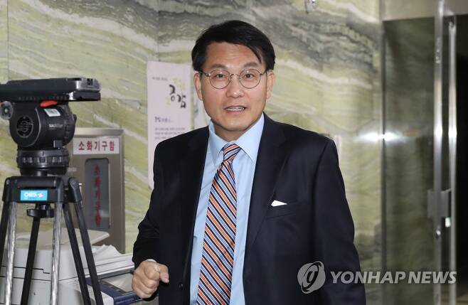 무소속 윤상현 의원 [연합뉴스 자료사진]