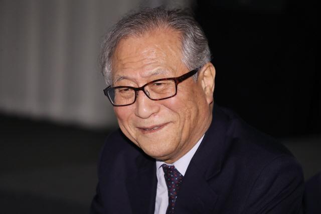 정세현 민주평화통일자문회의 수석부의장. /연합뉴스