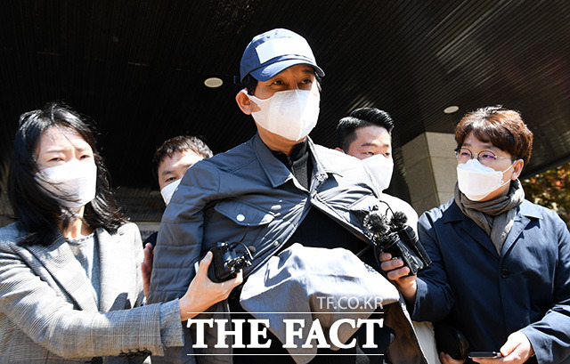 김봉현 전 회장은 21일 14페이지 분량 두번째 옥중 입장문을 언론에 공개했다./임영무 기자