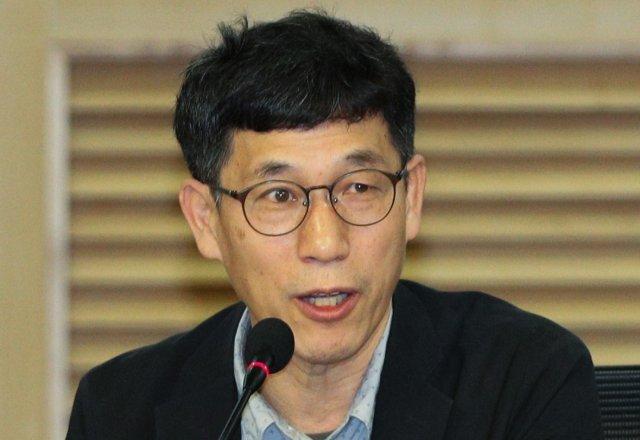 진중권 전 동양대학교 교수. 사진=뉴스1