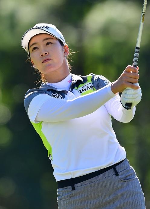 2020년 미국여자프로골프(LPGA) 투어 'LPGA 드라이브온 챔피언십-레이놀즈 레이크 오코니'에 출전한 최운정 프로. 사진제공=Gabe Roux