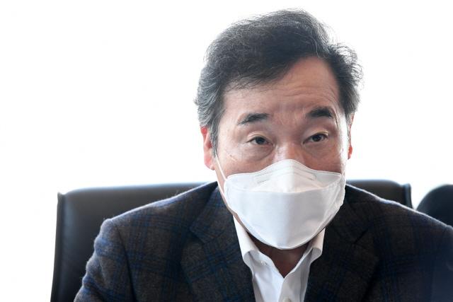 이낙연 더불어민주당 대표. /연합뉴스