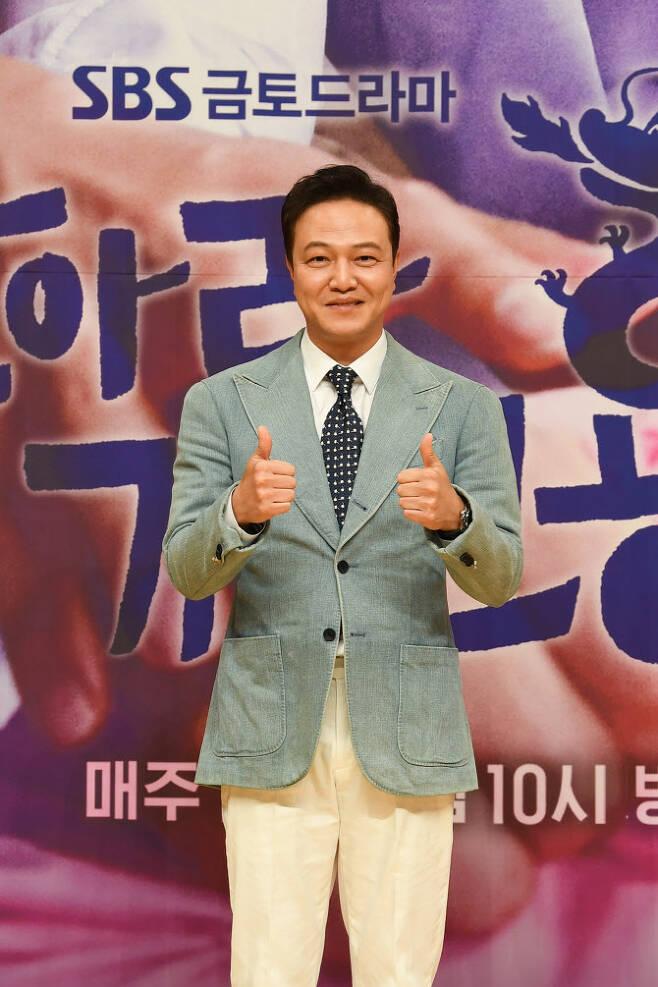 정웅인(사진=SBS)