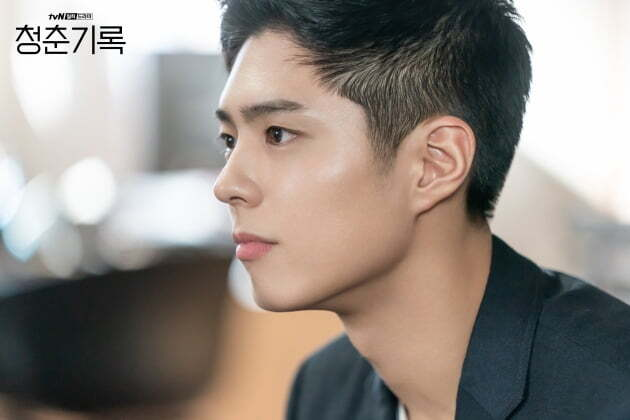 /사진=tvN 월화드라마 '청춘기록'